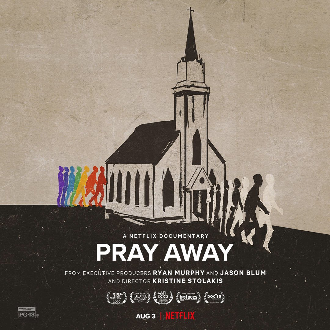 """Do You Need Any Prayer?"" Reflections on Pray Away, Part4"